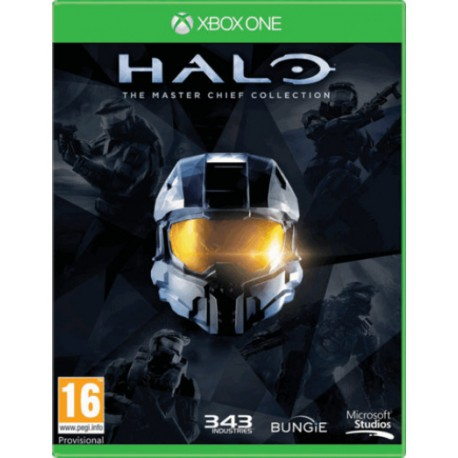 Gra Xbox One Halo: Master Chief Collection