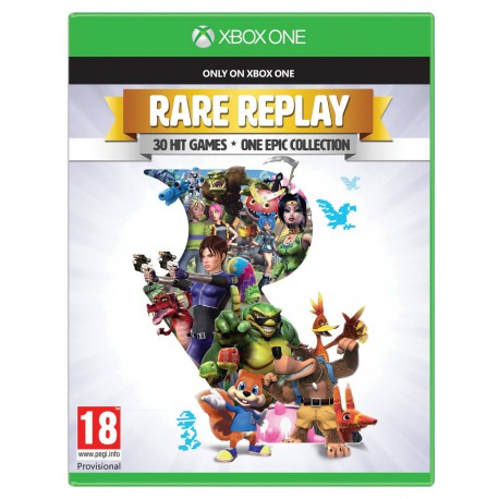 Gra Xbox One Rare Replay