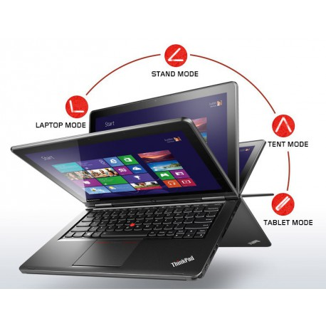 "NOTEBOOK LENOVO ThinkPad S1 Yoga 12.5"" (20CD00E1PB)"