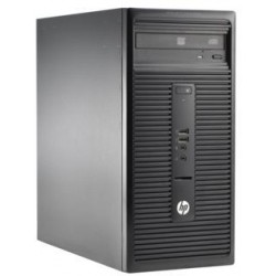 HP 280 G1 MT (L3E09ES) G1840 /4GB /500GB /DVD-RW Super Multi /Intel /180W /DOS