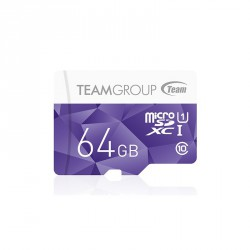KARTA PAMIĘCI microSDXC TEAM GROUP UHS-I Color 64GB + Adapter SD
