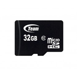 KARTA PAMIĘCI microSDHC TEAM GROUP Class 10 32GB + Adapter SD