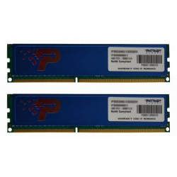 PAMIĘĆ RAM PATRIOT Signature 8GB (2x4GB), DDR3, 1600MHz