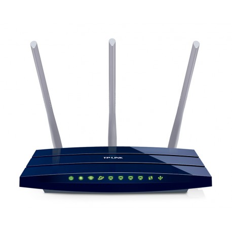 ROUTER TP-LINK TL-WR1043ND bezprzewodowy, jednopasmowy, 450 Mb/s