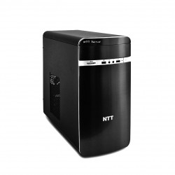 KOMPUTER NTT OFFICE W 110G /H110/ G 4400/4GB/120GB SSD/500GB/CD-DVD/400W/WIN10