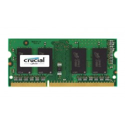 PAMIĘĆ RAM CRUCIAL 4GB, DDR3L, 1600MHz (Low Voltage)