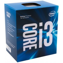 PROCESOR INTEL CORE i3-7100 / 3.9 GHz / 1151 / 3M CACHE