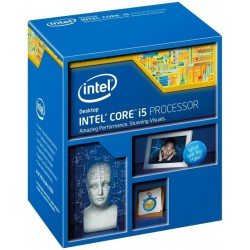 PROCESOR INTEL CORE i5-4590 / 3.30 GHz / 1150 / 6M CACHE