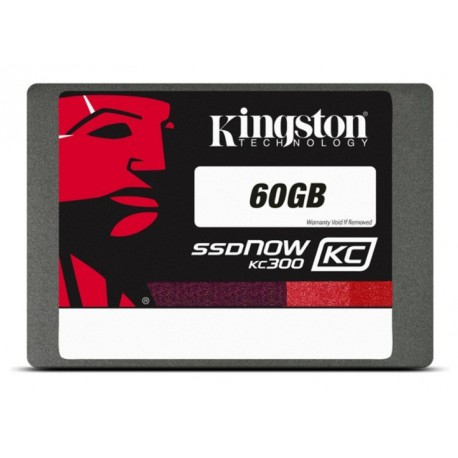 "Dysk SSD KINGSTON KC300 / SATA3 / 2.5"" / SKC300S37A/60G / 7mm / 60GB"