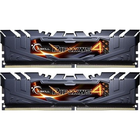 Pamięć G.SKILL Ripjaws 4 | 16GB (2x8GB) | DDR4 | 3000 MHz | Black
