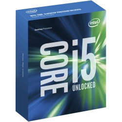 Intel CORE i5-6600K | 3.50 GHz | LGA 1151 [6M CACHE] BOX