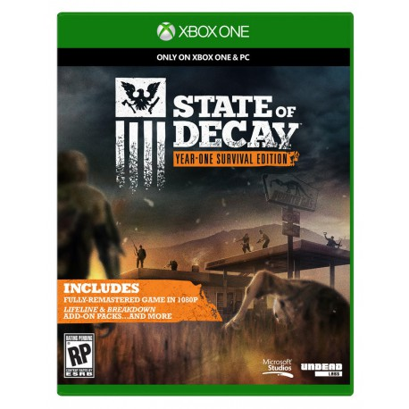 Gra Xbox One State of Decay: Year One Survival Edition