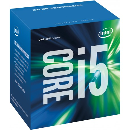 Intel CORE i5-6600 | 3.30 GHz | LGA 1151 [6M CACHE] BOX