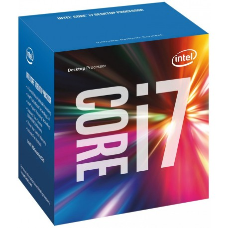 Intel CORE i7-6700 | 3.4 GHz | LGA 1151 [8M CACHE] BOX