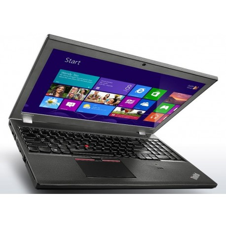 "Notebook LENOVO ThinkPad T550 15.6"" (20CK000VPB) Black"