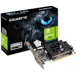 Gigabyte GeForce GT 710 2GB DDR3/64bit DVI/HDMI/D-Sub PCI-E