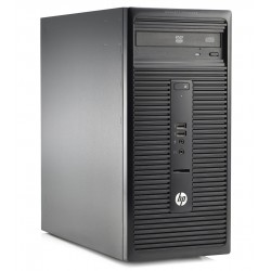 HP 280 G1 MT (T4Q82ES) G3250 /H81 /4GB /500GB /DVD-RW Super Multi /Intel /180W /W10