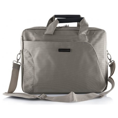 "TORBA Greenwich do notebooka 15.6"" (TOR-MC-GREENWICH-BEI) beżowa / MODECOM"