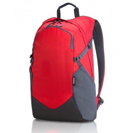"PLECAK LENOVO ThinkPad Active Backpack Medium (4X40E77337) do notebooka 15.6"", czarno-czerwony"