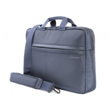 "TORBA TUCANO Tratto Medium do notebooka 15.6"" i MacBooka Pro 15"" Retina (niebieska)"