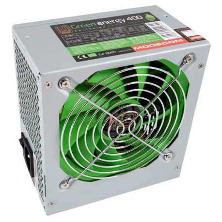 ATX | 400W | GREEN ENERGY | BRONZE | BOX