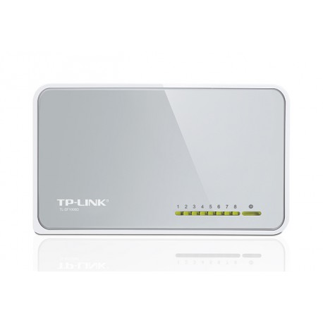 SWITCH TP-LINK TL-SF1008D 8 portów RJ45 10/100 Mb/s