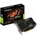 GIGABYTE GeForce® GTX 1050 Ti D5 / 4GB / DDR5 / 128 bit / HDMI/DVI/DisplayPort