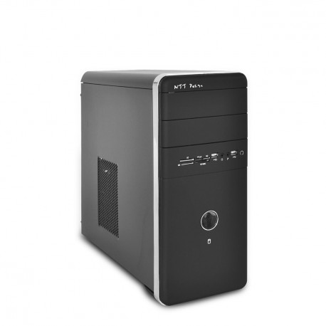 KOMPUTER NTT HOME L 110G /H110/G4400/4GB/1TB/CD-DVD/350W/WIN10