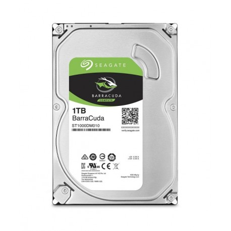 "DYSK HDD SEAGATE BarraCuda 3.5"" 1TB 64MB"