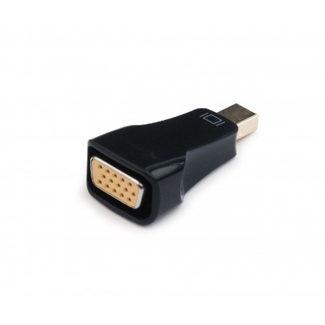 ADAPTER Mini DisplayPort-VGA GEMBIRD A-mDPM-VGAF-01