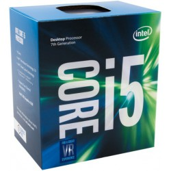 PROCESOR INTEL CORE i5-7400 / 3.0 GHz / 1151 / 6M CACHE