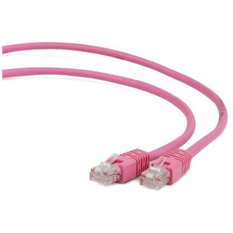 KABEL sieciowy FTP Patch cord kat.6 GEMBIRD PP6-1M/RO (1 m)