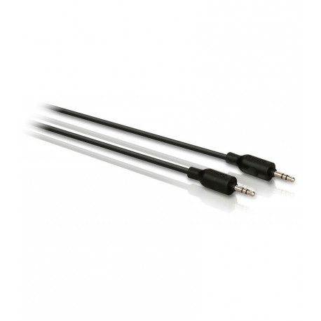 KABEL audio mini Jack 3,5 mm PHILIPS SWA2529W/10 (1,5 m)
