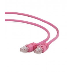 KABEL sieciowy FTP Patch cord kat.6 GEMBIRD PP6-0.5M/RO (0,5 m)
