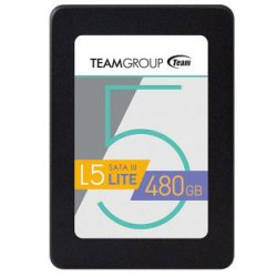 DYSK SSD 2.5'' L5 LITE 480GB SATA III 7mm 530/420MBs /TEAM GROUP