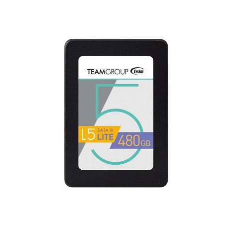 "DYSK SSD 2.5"" L5 LITE 480GB SATA III 7mm 530/420MBs /TEAM GROUP"