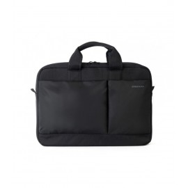"TORBA TUCANO Più Bag M do notebooka 15.6"" i MacBooka Pro 15"" Retina (czarna)"