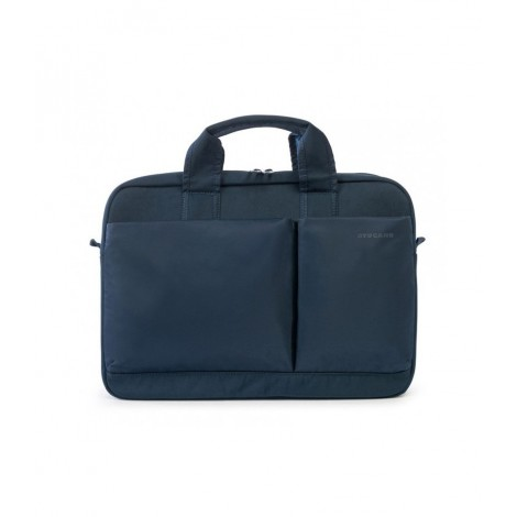 "TORBA TUCANO Più Bag M do notebooka 15.6"" i MacBooka Pro 15"" Retina (niebieska)"