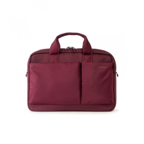 "TORBA TUCANO Più Bag S do notebooka 13.3"" - 14"" i MacBooka Pro 15"" Retina (bordowa)"