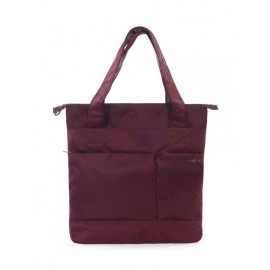 "PLECAK TUCANO Più Shopper do notebooka 13.3"" - 14"" i MacBooka Pro 15"" Retina (bordowy)"