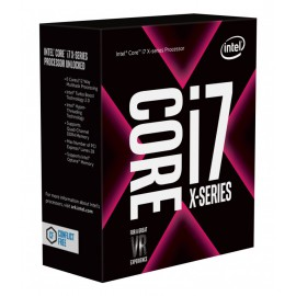 PROCESOR Intel Core i7-7800X X-series / 3.50 GHz / 2066 / 8.25MB CACHE