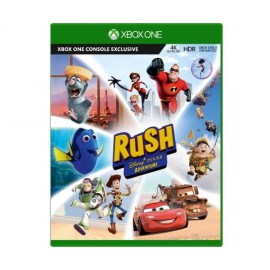 GRA XBOX ONE Pixar Rush
