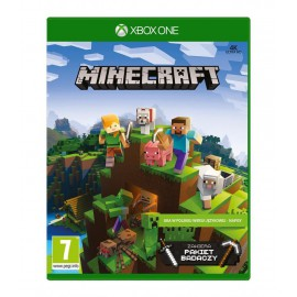 GRA XBOX ONE Minecraft Explorer's Pack