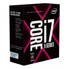 PROCESOR INTEL CORE i7-7740X X-series / 4.3 GHz / 2066 / 8M Cache