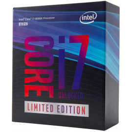 PROCESOR CORE I7 8086K, 4.0GHz, SOCKET 1151, 8 GEN, BOX / INTEL