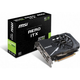 MSI GeForce GTX 1060 Aero ITX 6GB OC