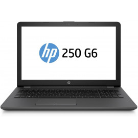 "Notebook HP 250 G6 15.6"" (2SX61EA) Dark Ash Silver"