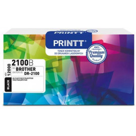 Toner PRINTT do BROTHER NTBD2100 (DR-2100) czarny 12 000 str.