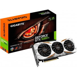 Gigabyte GeForce GTX1080 Ti 11GB Gaming OC BOX
