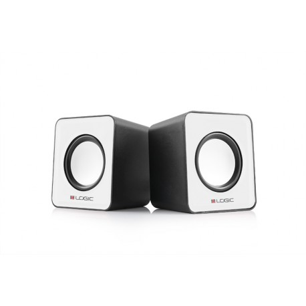ZESTAW głośnikowy Logic 2.0 LS-09 (G-Y-0LS09-WHI-2) biały